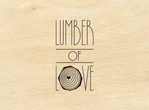 Lumber of Love Branding Logo Design