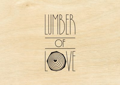 Lumber of Love