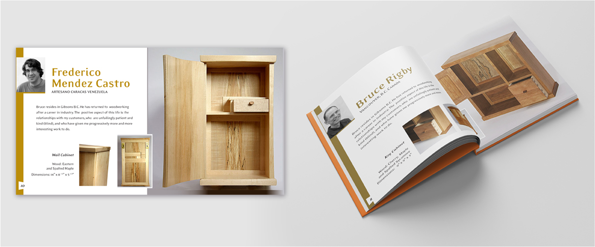 Inside Passage Yearbook Concept