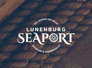 Lunenburg Seaport Logo & Branding
