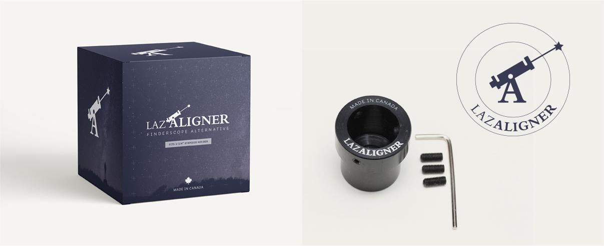 LazAligner Branding Logo Design