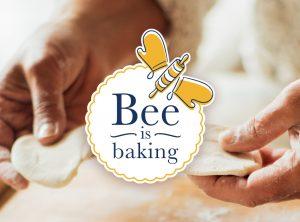 BeeIsBaking Branding Logo