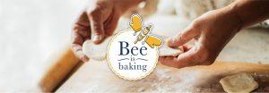Bee is Baking Logo Branding