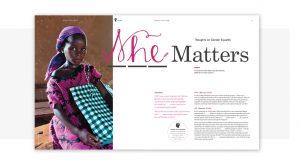 CBM Mosaic Magazine She Matters
