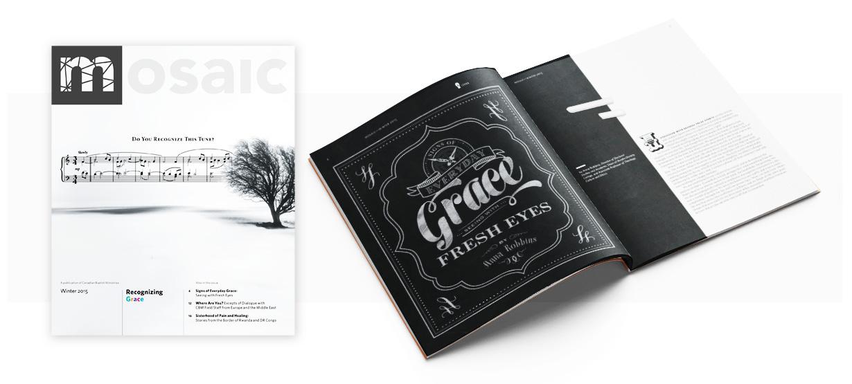 CBM Mosaic Magazine