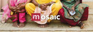CBM Mosaic Magazine design