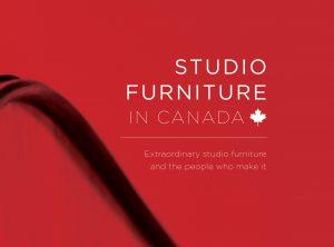 Studio Furniture Book Design