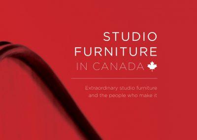 Studio Furniture Book