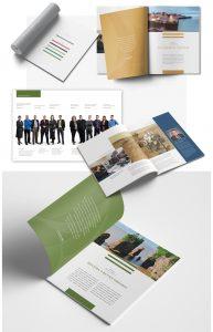 UNB Annual Report Design